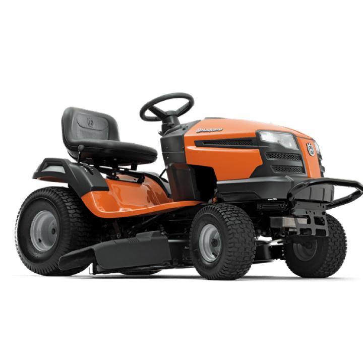 Tractor-cortacésped-Husqvarna