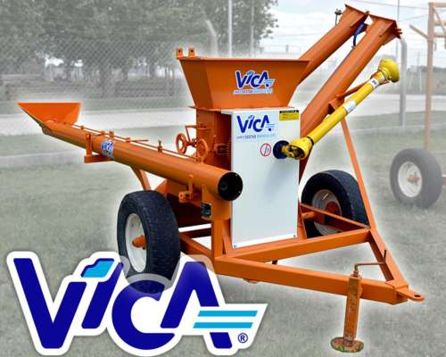 Quebradora transportable Vica TM 270