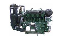 Motor diesel Lister Petter