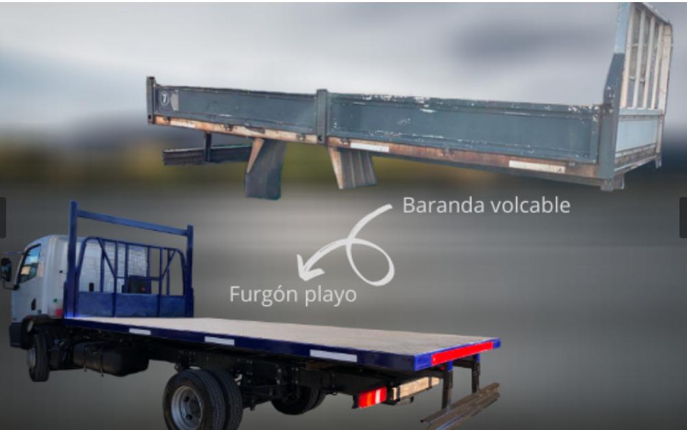 Reformas de furgones Fursan