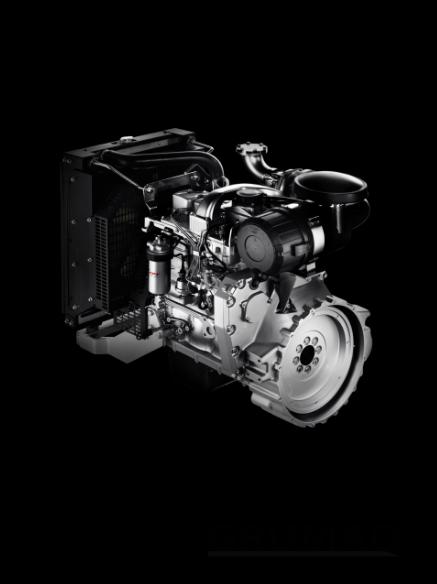 Motor diesel FPT NEF 45 mecánico