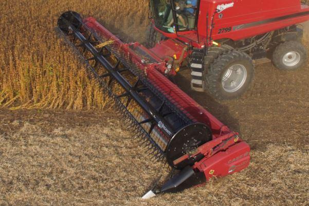 Reforma a lona soja trigo y legumbres