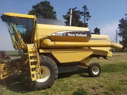 Cosechadora New Holland TC 57