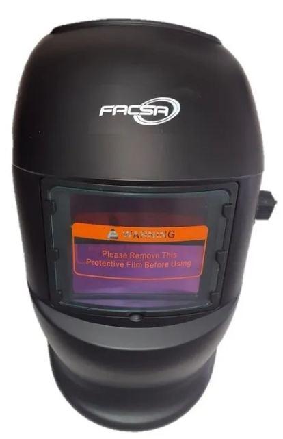 Soldadora inverter KLD 120 A + Máscara fotosensible Facsa