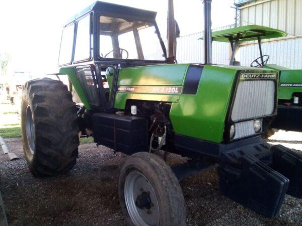 Tractor Deutz AX4.120L