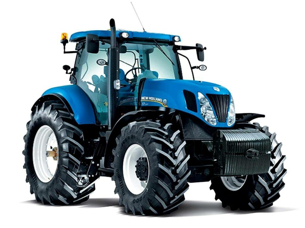 Tractor New Holland T 7195