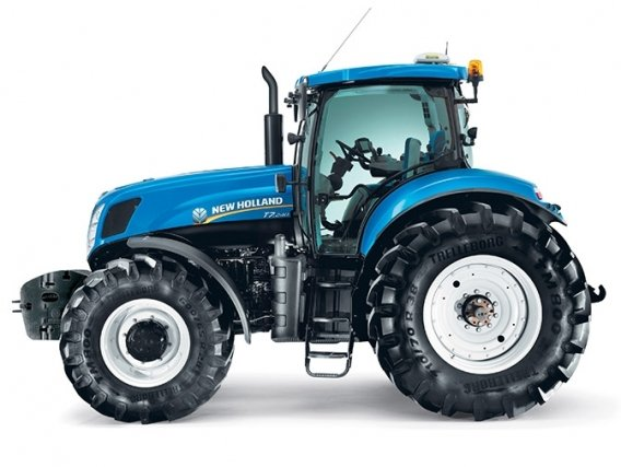 Tractor New Holland T7.215