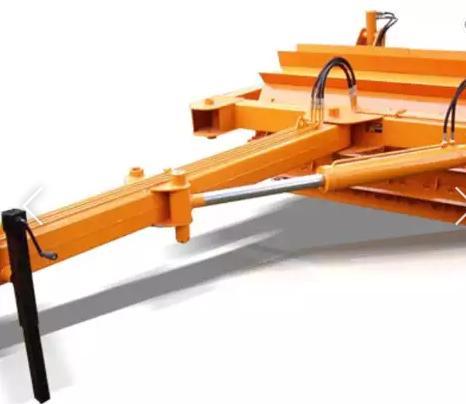 Rodillo triturador Tbeh RT 2000
