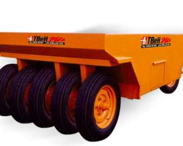 Rodillo neumático Tbeh RAN