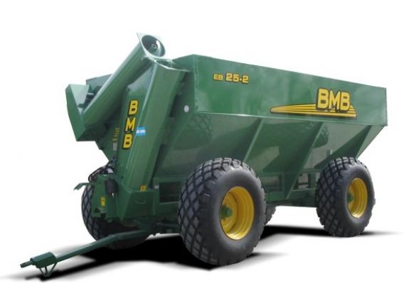 Tolva BMB 25 TT