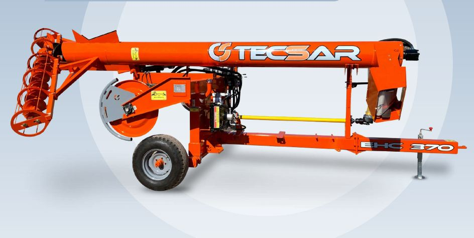Extractora cardánica Tecsar EHC370