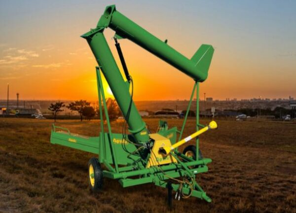 Extractora mecánica de granos AgroAr EM 602